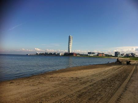 Turning Torso Clearly